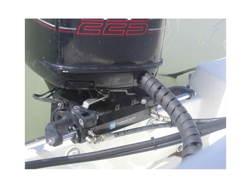 v u00e9rin de direction hydraulique hors bord jusqu u0026 39  u00e0 300cv