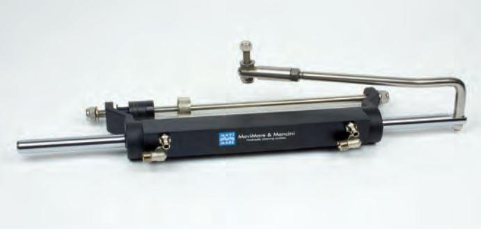 vérin hydraulique avec barre de renvoi 300 cv